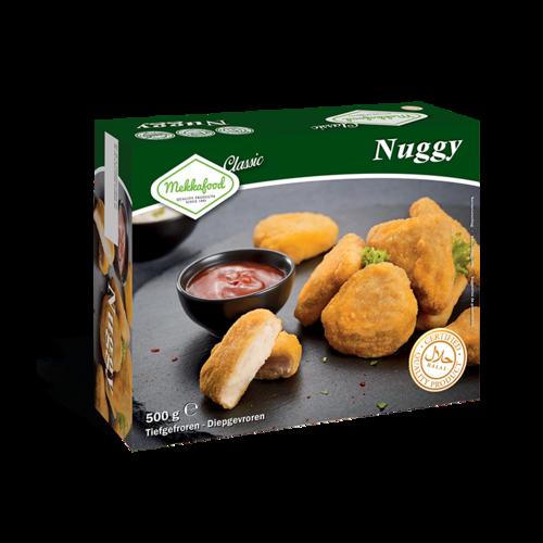 Mekkafood nuggets