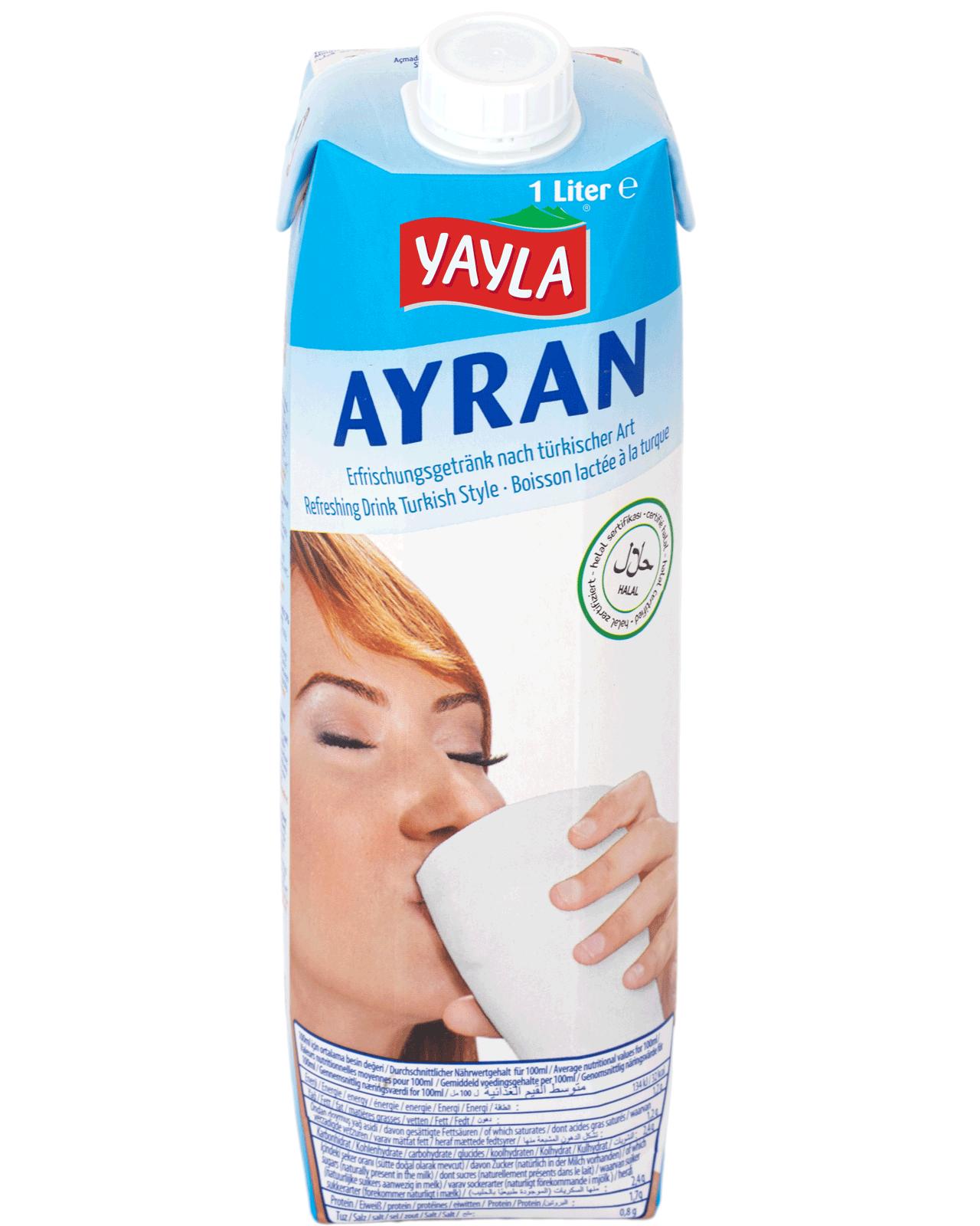 Ayran-karnemelk 1L