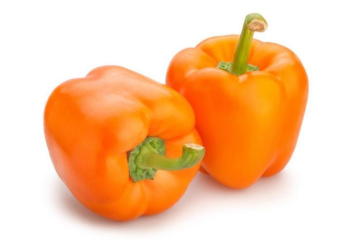 Oranje paprika