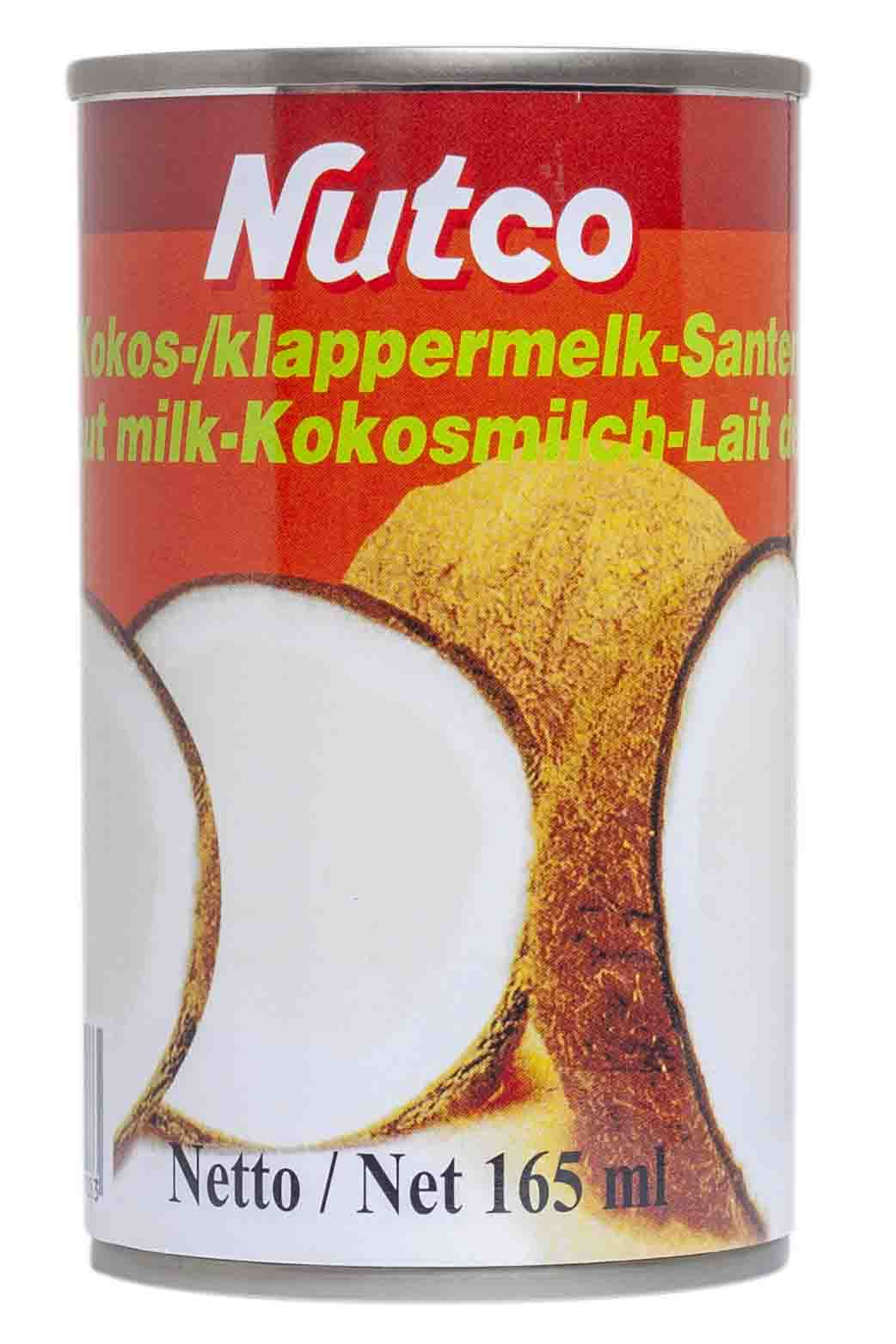 Nutco cocosmelk 165ml