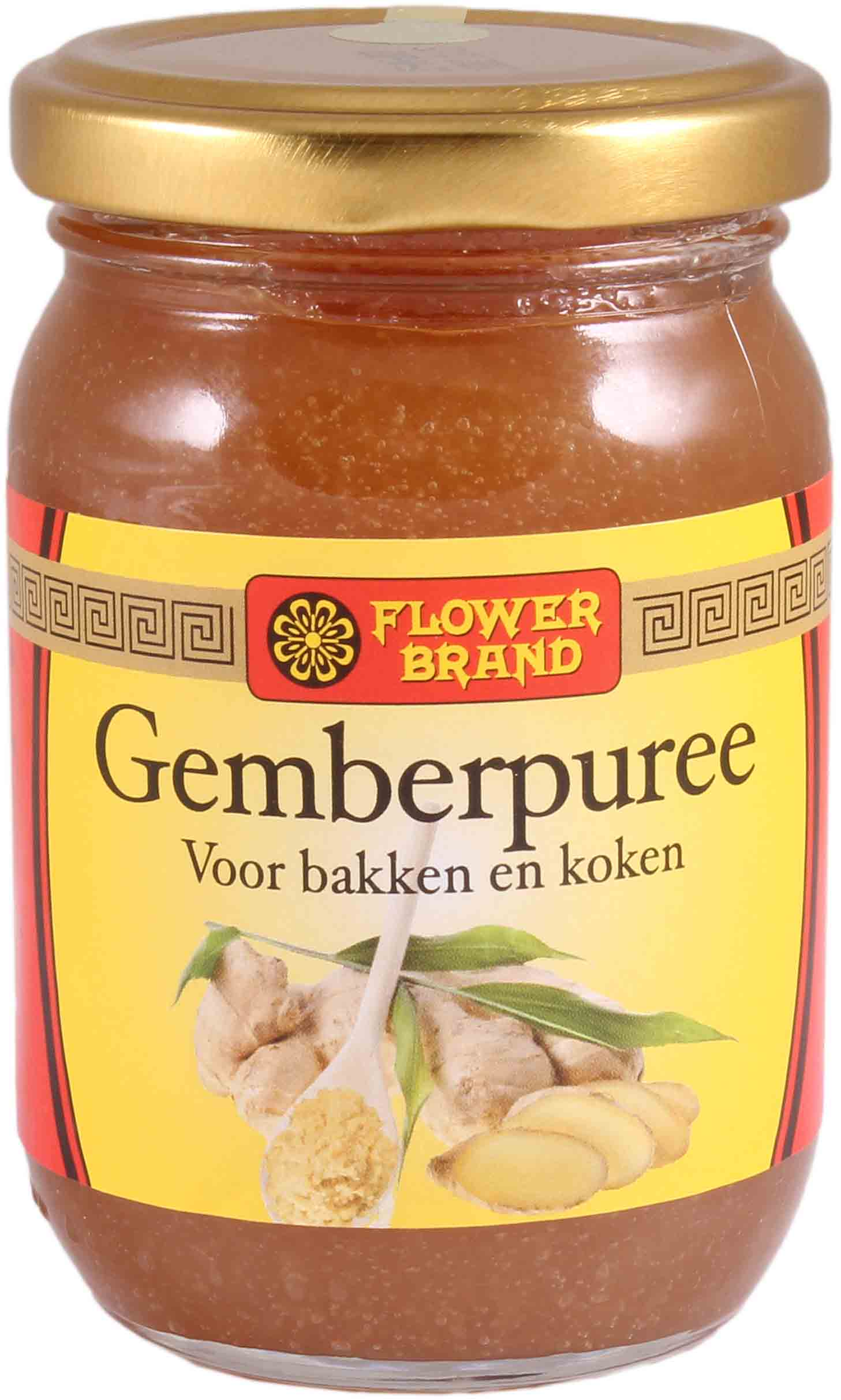 Gemberpuree
