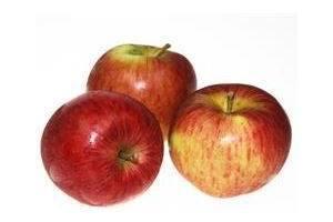 Red delicious appel