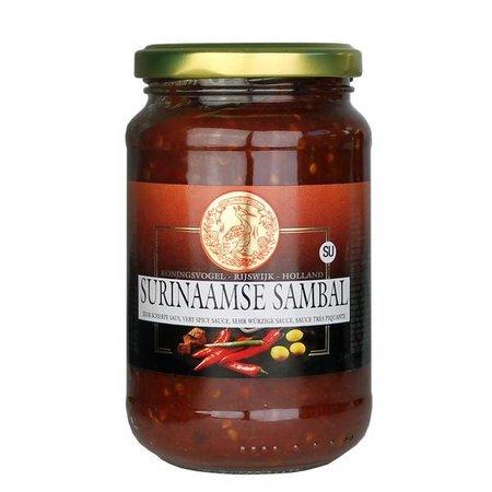 Surinaamse sambal 375gr