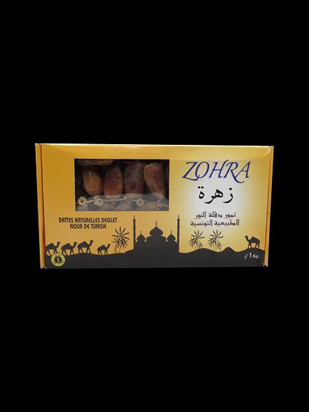 Zohra dadels