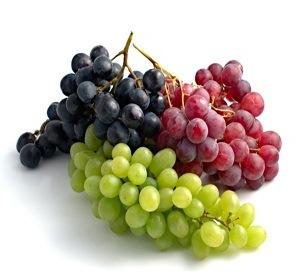 Bakjes druiven