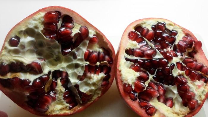 Granaatappel Zuur