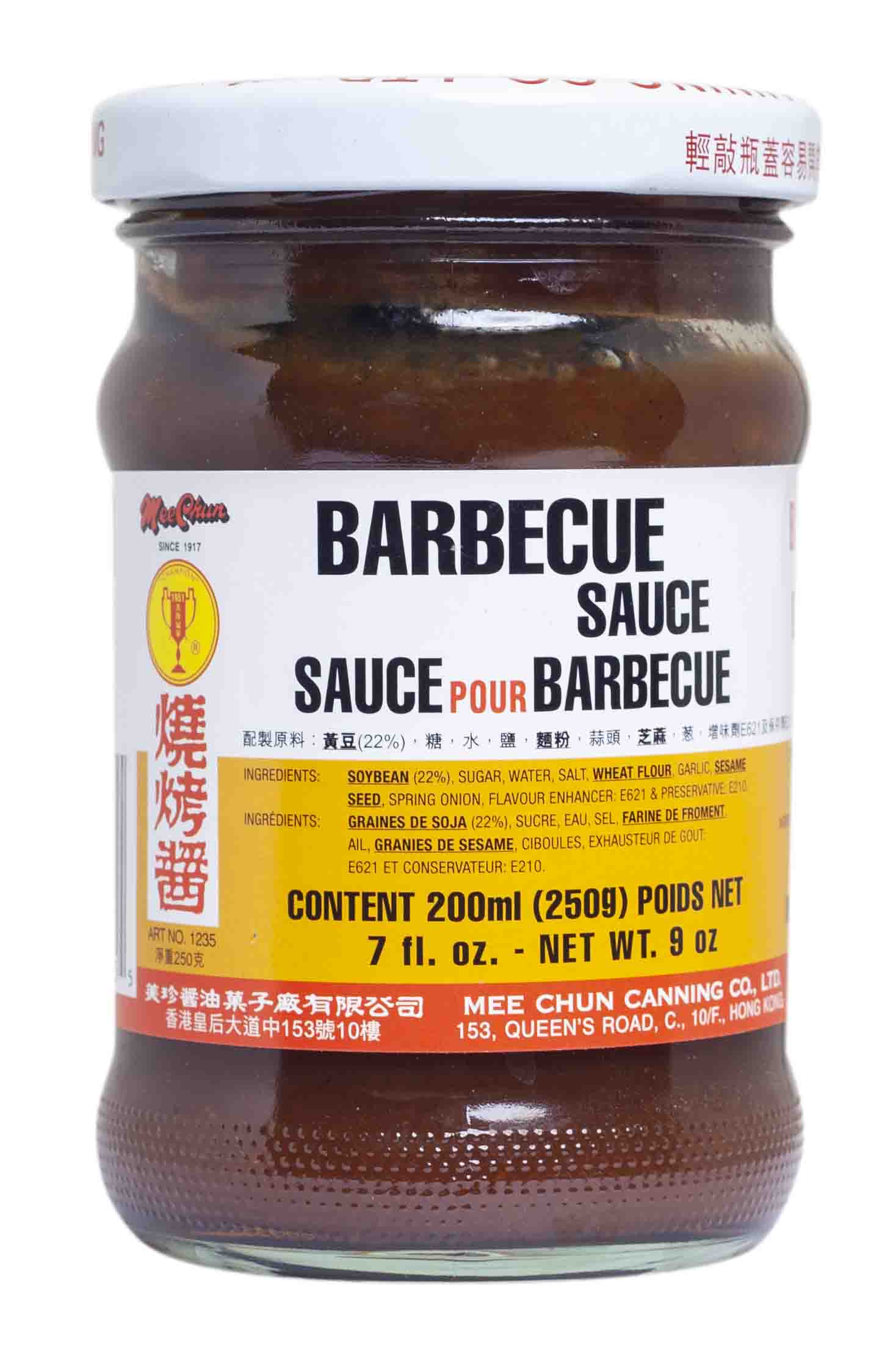 Barbecue saus