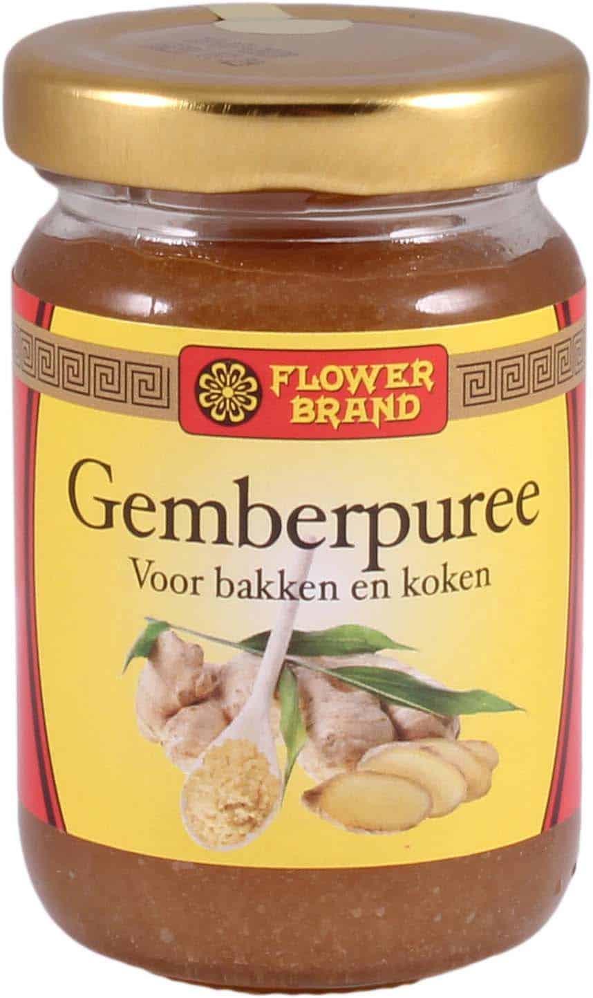 Gemberpuree 100gr