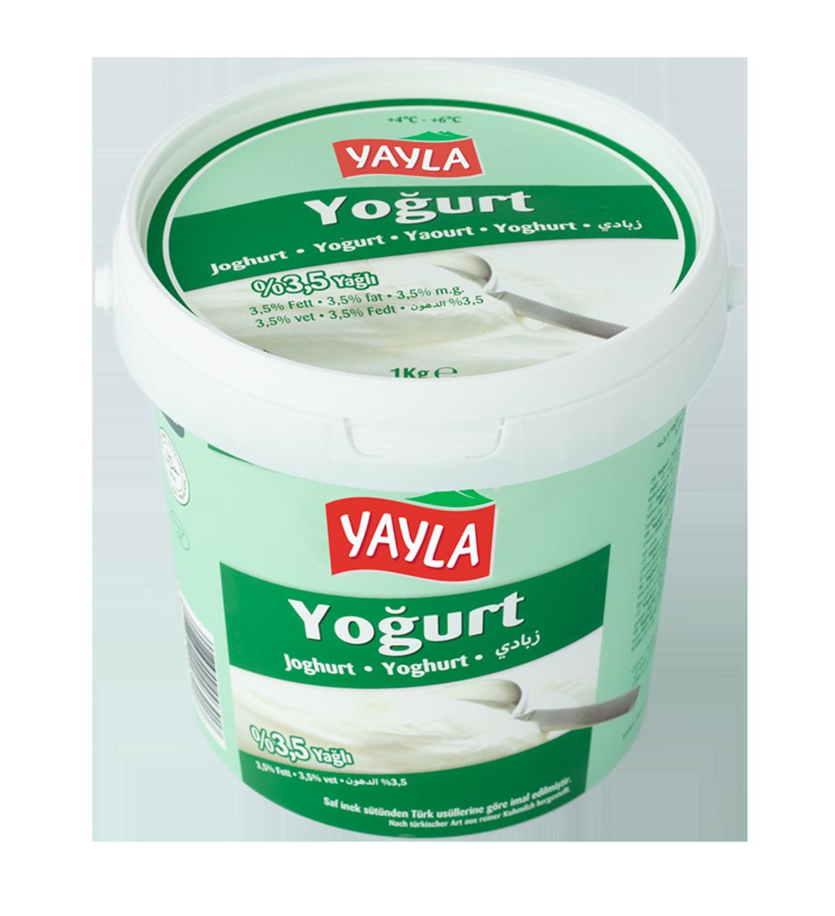 Yoghurt 3,5%